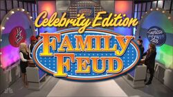 Celebrity Edition Family Feud SNL 2015