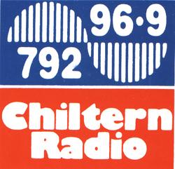 Chiltern Radio 969 1989
