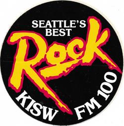 KISW Seattle 1982