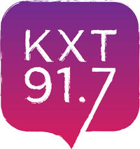 KXT Logo Purple Gradient Web