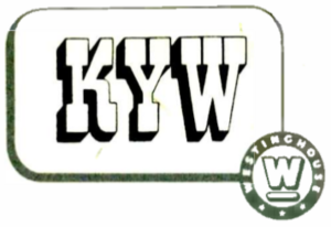 KYW - 1941 -March 29, 1945-
