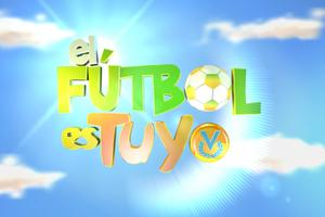 Logotipo el futbol es tuyo