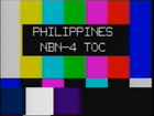 NBN 4 Test Card Color Bars (2001-2011)