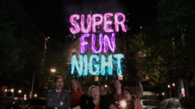 Super Fun Night intertitle