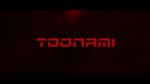 Toonami on-screen Intruder II-themed logo