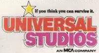 Universal Studios Tour 1973