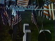 WBZ Memorial Day ID