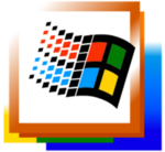 Windows 2000 logotipe