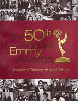 50th Primetime Emmy Awards poster
