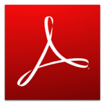 Adobe Reader v9.0 icon