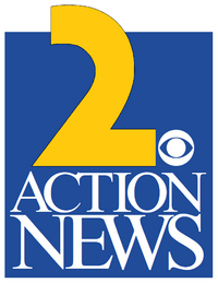 KCBS Channel 2 Action News 1992-94 Logo