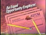 KPTM 42 1986 Equal Opportunity Employer