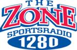 KZNE The Zone Sportsradio 1280 AM