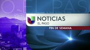 Kint noticias univision el paso fin de semana package 2013