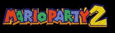 Mario Party 2 Logo