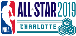 Nba all-star 2019 logo