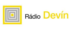 Rádio Devín Old logo