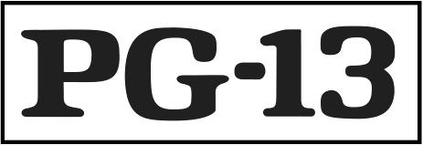 image rated pg 13 png logopedia fandom powered by wikia rh logos wikia com pg 13 logo png pg 13 logo mpaa