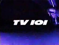 TV101 Intro Screen