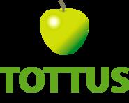 Tottus Chile logo 2005 apilado