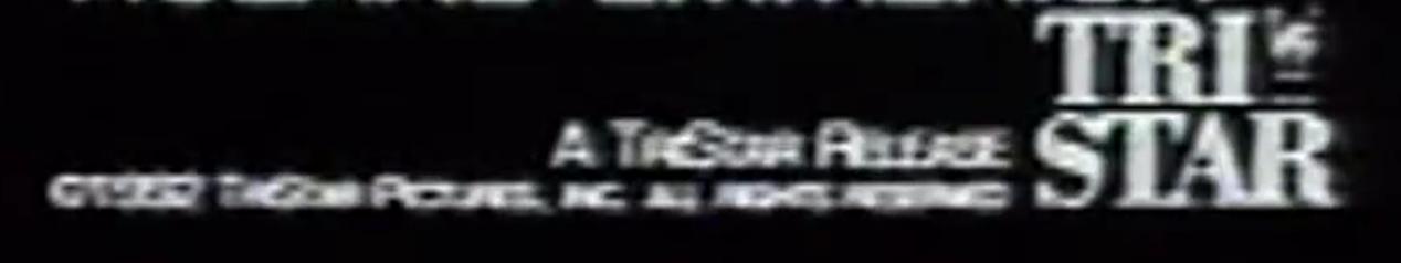 TriStar Pictures Trailer Print logo Universal Soldier