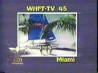WHFT-TV 1986