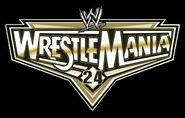 WrestleMania24logo