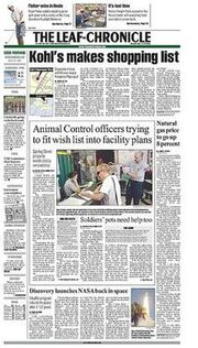 225px-The Leaf Chronicle front page