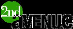 2nd Avenue Vector Logo (2007-2011)