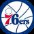 76ers logo 1977-97