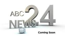 ABC News 24 pre-launch