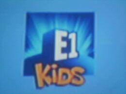 E1 Kids Logo 2009