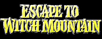 Escape-to-witch-mountain-1995-movie-logo