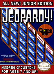 Jeopardy! Junior Edition (NES)