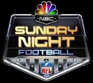 NBC Sports' Sunday Night Football Video Open From Late 2009