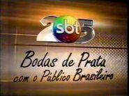 SBT 25 anos