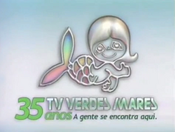 TV Verdes Mares 2005 35 anos