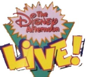 The Disney Afternoon Live!