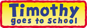 Timothy Goes to School Logo