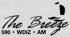 WDIZ - The Breeze -April 19, 1999-
