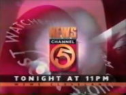WEWS NewsChannel 5 1996 Tonight at 11PM