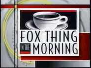 WFLD Fox Thing in the Morning 1998