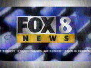 WJW FOX 8 News At Eight 1997
