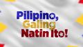ABSCBN Pilipino Galing Natin ito2019