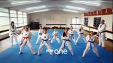 BBC One Taekwondo Club ident