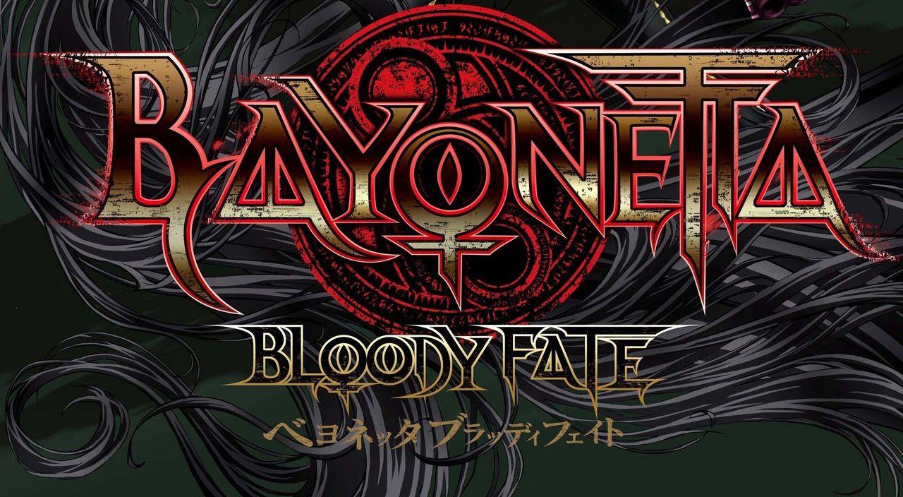 Bayonetta Bloody Fate Logopedia Fandom
