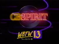CBS WBTW 1987