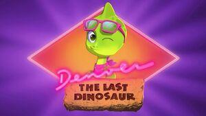 Denver- The Last Dinosaurs reboot logo