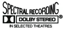 dolby stereo logopedia fandom powered by wikia rh logos wikia com dolby stereo logo on posters dolby stereo logopedia other