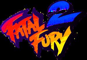Fatal Fury 2 Logo